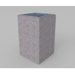 Kosz betonowy